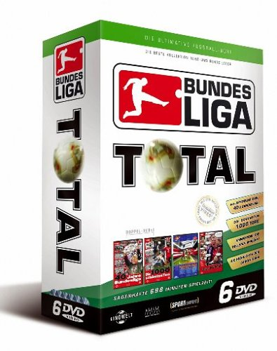 Bundesliga - Total Box-Set [6 DVDs]