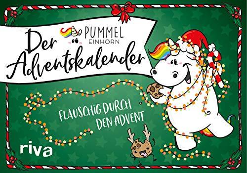 Der Pummeleinhorn-Adventskalender: Flauschig durch den Advent