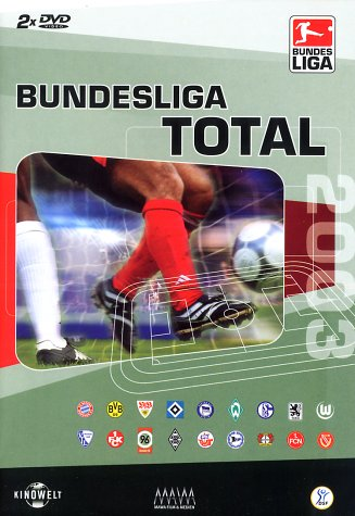 Bundesliga Total 2003 (2 DVDs)