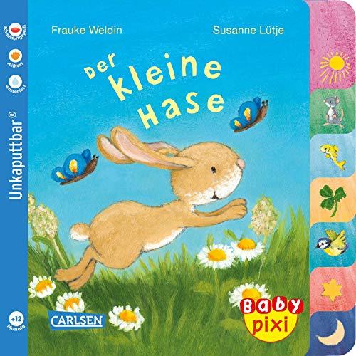 Baby Pixi (unkaputtbar) 97: Der kleine Hase: mit farbigem Register (97)