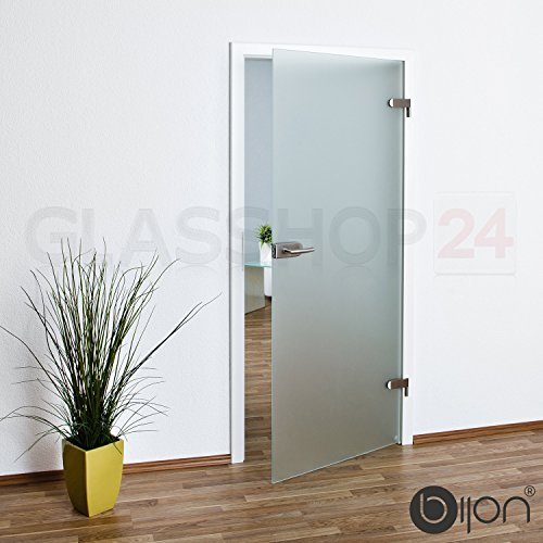 bijon® Glastür T3 | Studio/Studio | 709x1972mm | DIN Links