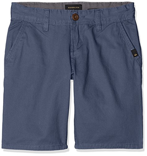 Quiksilver Jungen Shorts Everyday Light M Vintage Indigo - Solid