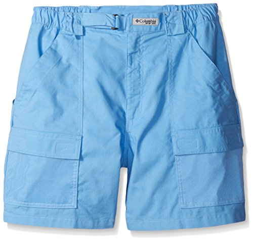 Columbia Sportswear Men's Half Moon II Shorts, White Cap, XX-Large/X6