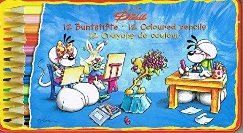 Depesche Diddl Buntstifte 3135_C1