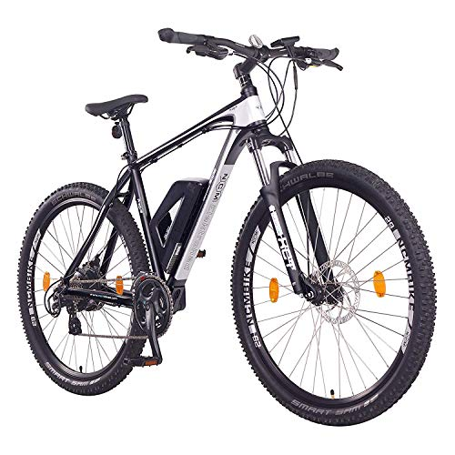 NCM EPAC, Prague, E-Bike Mountainbike 36V 13Ah 468Wh, 29