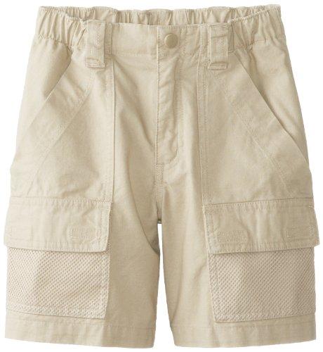 Columbia Sportswear Junge die Half Moon Shorts (Jugend), Fossil, XX-Small