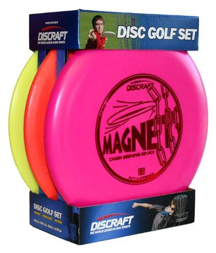 Discraft Beginner Disc Golf Set (3er Pack)