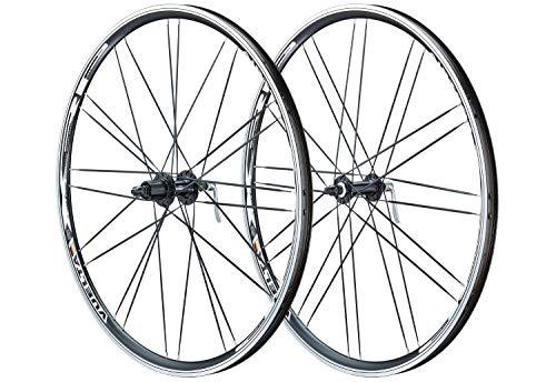Vuelta 28 Zoll Fahrrad Laufradsatz Trekking XRP II Hohlkammerfelge schwarz Messerspeichen schwarz