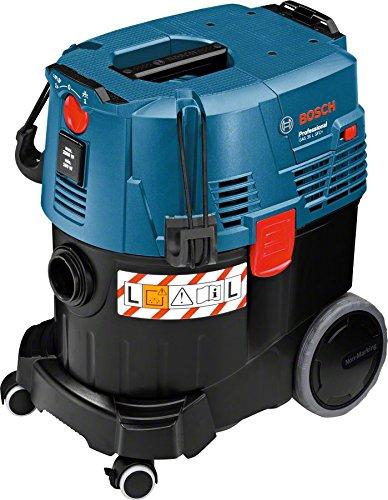 Bosch Professional 06019C30W0 Naß-/Trockensauger GAS 35 L SFC, 1380 W