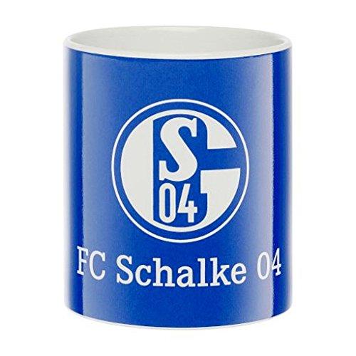 FC Schalke 04 Keramik - Tasse / Kaffeetasse / Kaffeepott / Mug - Classic S04