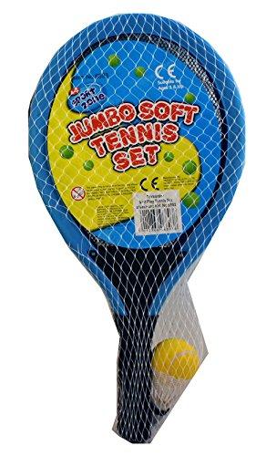 A to Z 06893Jumbo-Soft-Tennis-Set