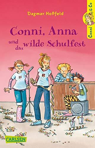 Conni & Co 4: Conni, Anna und das wilde Schulfest (4)