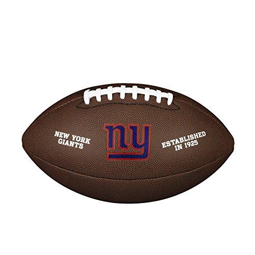 Wilson NFL Team Logo Composite Fußball, New York Giants, Official