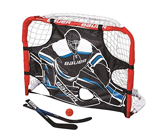 Bauer Mini Hockey Tor Set Pro 77,5 x 58,5 x 34cm