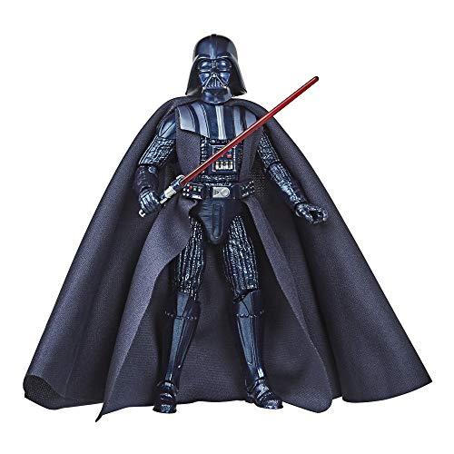 Hasbro Star Wars The Black Series Carbon-Kollektion Darth Vader 15 cm große Star Wars: Das Imperium schlägt zurück Action-Figur zum Sammeln