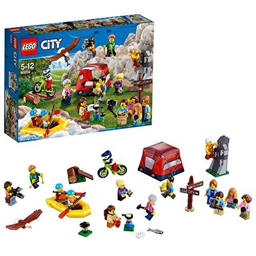 LEGOCity Stadtbewohner – Outdoor-Abenteuer (60202) Kinderspielzeug