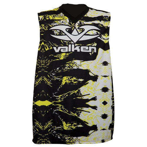 Valken Referee Paintball Jersey tiger stripe, Größe:XXXL