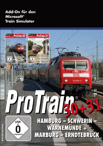 Train Simulator - Pro Train 30+31 Bundle - [PC]