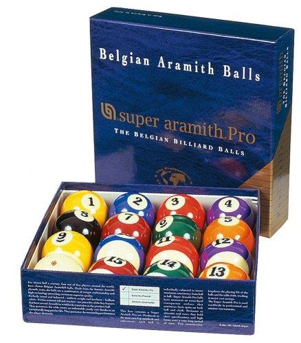 Billardkugeln Super Aramith Pro, 57,2 mm Winsport 1400.01