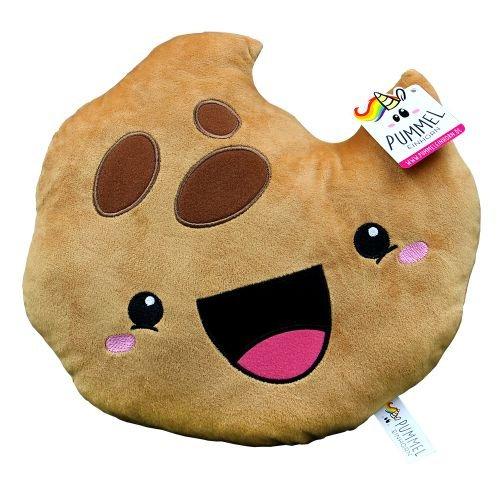 Pummel & Friends - 2D Plüschkissen - Cookie (30 x 30 cm)
