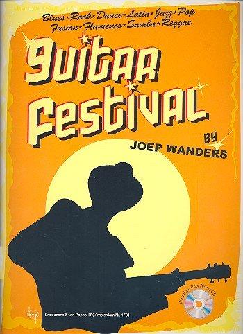 Broekmans en van Poppel Guitar Festival Vol. 1 - Joep Wanders