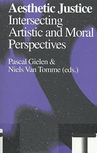 Aesthetic Justice: Intersecting Artistic and Moral Perspectives: intersetting artistic and moral perspectives (Antennae) by Mark Fisher;Matt Fraser;Zoe Beloff(2014-12-01)