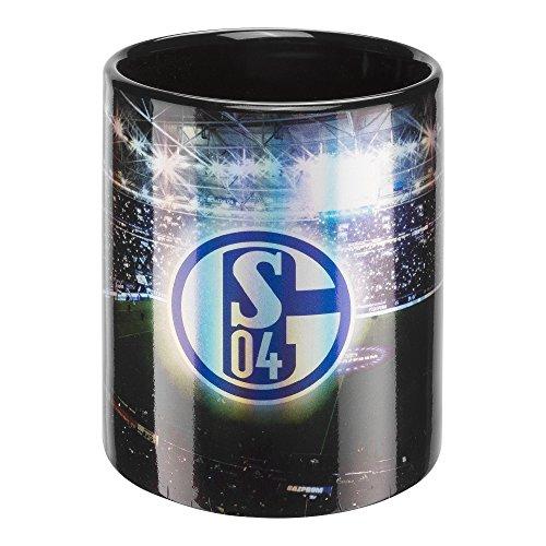 FC Schalke 04 Tasse / Kaffeetasse / Kaffeepott / Mug Flutlicht S04