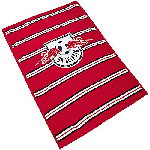 RB Leipzig Fleece Decken in rot