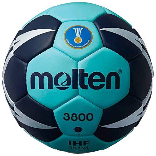 Molten Wettspielball-H1X3800-CN  Cyan/blau 1