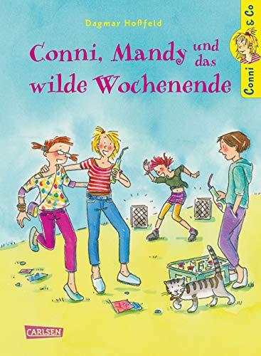 Conni & Co 13: Conni, Mandy und das wilde Wochenende (13)