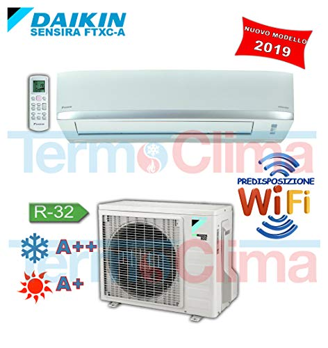Daikin Klimaanlage 12000 Btu R32 FTXC35AV/RXC35AV - FTXC35AV/RXC35AV/RXC35AV