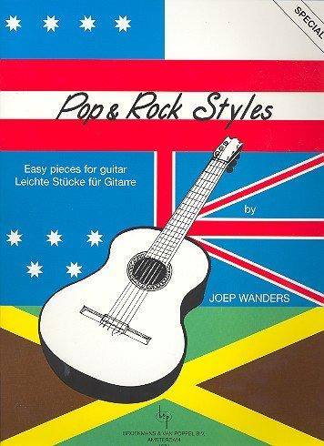 WANDERS JOEP; POP & ROCK STYLES; GIT CD