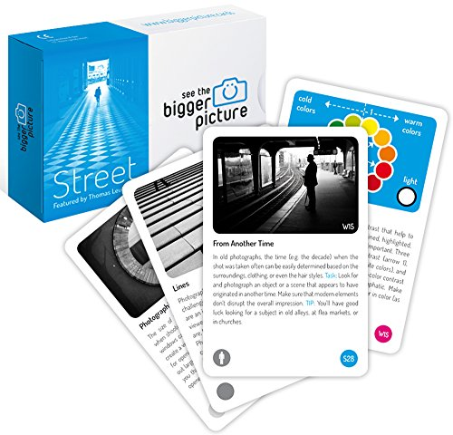 bigger picture cards - streetphotography edition