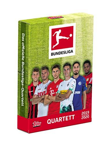 Topps Bundesliga Quartett 2019/20