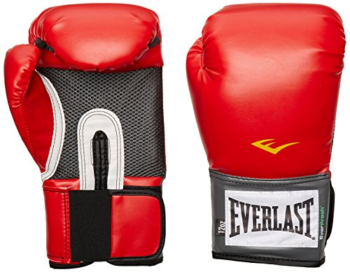Everlast 2114 Everlast Pro Style Trainings Boxhandschuh - Red