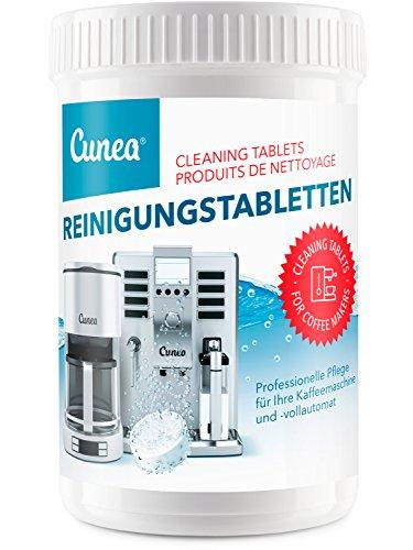 Reinigungstabletten für Vollautomaten & Kaffeemaschine 150 Stück a 2g - kompatibel mit allen Marken