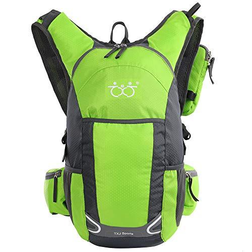 SPFASZEIV 30/35L Ultraleichter Wasserdicht Outdoor Rucksack Sport Daypack Reiten Tasche Wanderrucksack Trekkingrucksack für Camping, Klettern, Radfahren(5Farbe)