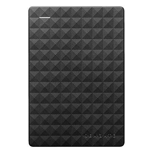 Seagate Expansion Portable, 2 TB, tragbare externe Festplatte, 2.5 Zoll, USB 3.0, PC & Notebook, Modellnr.: STEA2000400