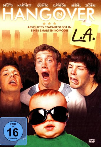 Hangover in Los Angeles
