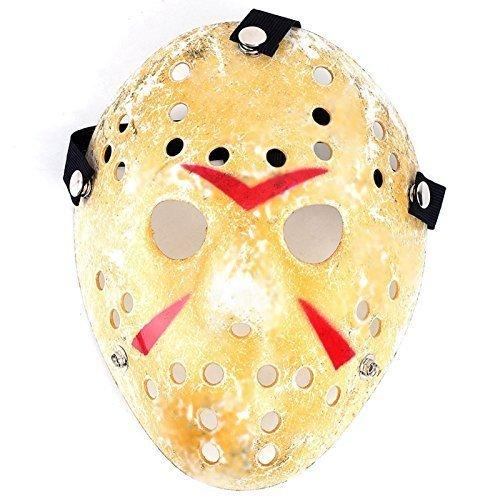 1 STÜCKE Cosplay Kostüm Maske Halloween Party Coole Maske Hockey Festival Maske