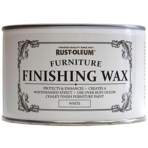Rust-Oleum-Möbelwachs, Weiß, 400 ml