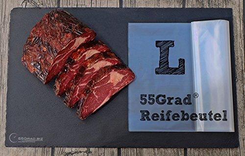 55Grad® Reifebeutel Dry Aged Beef Größe L