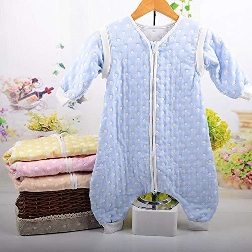 Baby Newborn Legging Pyjamas Kinderschlafsack Schlafsack 0-36 Monate-C_55 * 80cm schlafsack für kleinkinder baby schlafsack