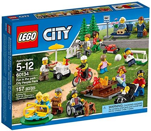 LEGO City 60134 - Stadtbewohner, Bausteinspielzeug