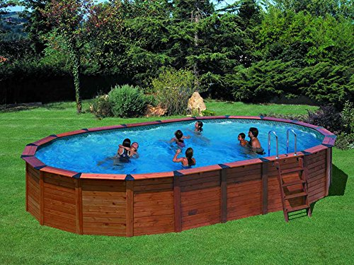 Gre m260771 – Pool von Holz oval Hawaii kitnpov611