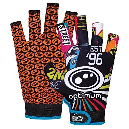 OPTIMUM Jungen 's Street II Mini Stik Handschuh–Mehrfarbig