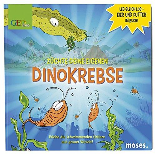 Züchte deine eigenen Dinokrebse: Erlebe die schwimmenden Urtiere aus grauer Vorzeit!