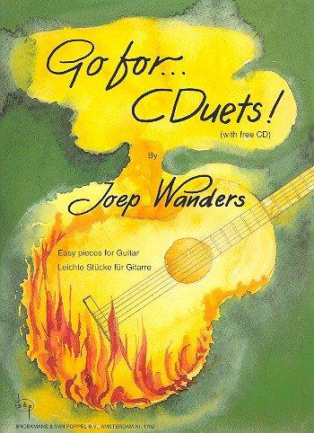 Broekmans en van Poppel Go for C Duets mit CD - Joep Wanders