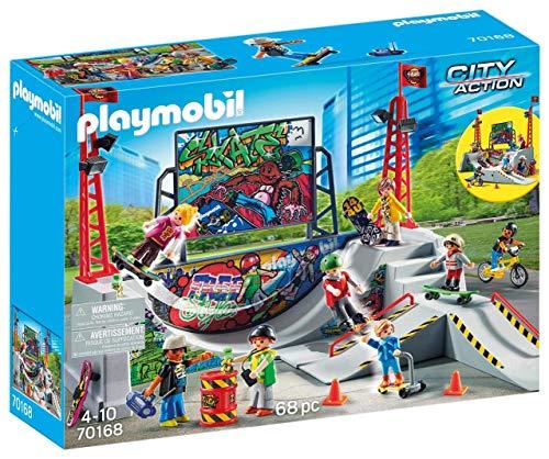 PLAYMOBIL Skate-Bahn 70168