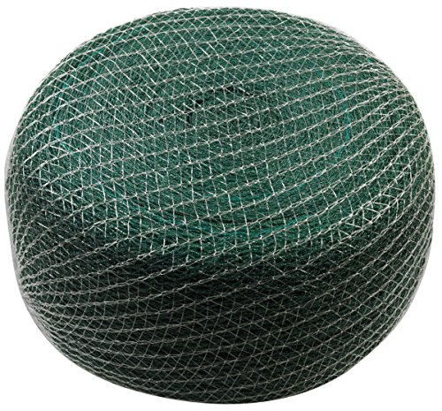 Meister Vogelschutznetz 10 x 2 m - grün - 12 x 12 mm Maschenweite - Robustes Gewebe - Witterungs- & UV-beständig - Zuverlässiger Schutz vor Vogelfraß / Engmaschiges Obstbaumnetz / Teichnetz / 9960080